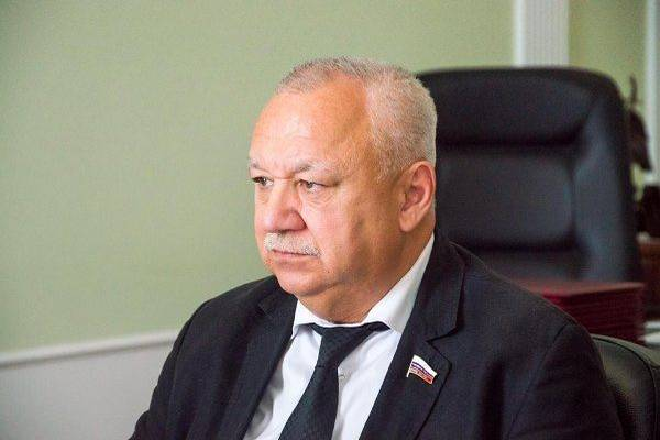 Депутат ГД РФ Петров Анатолий посетил Тамбовский Университет
